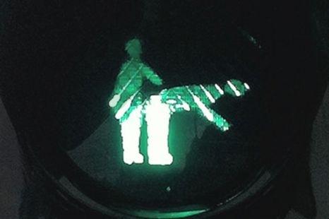 Doggystyle Traffic Light