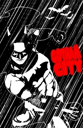If Frank Miller Had to Combine Two of His Works