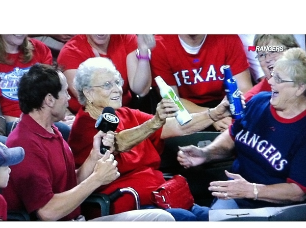 88 Year Old Ranger Fan