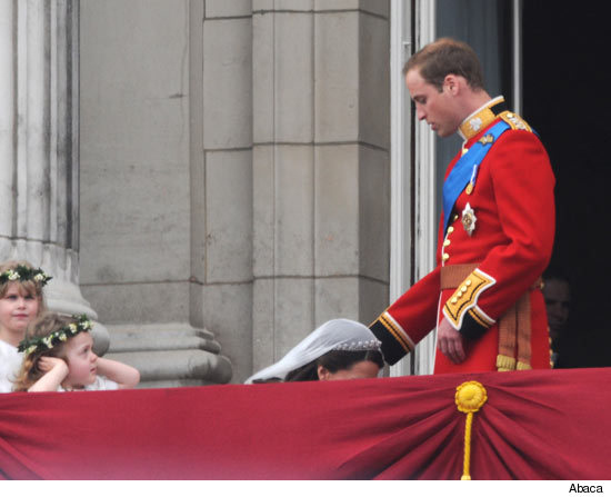 The Best Photo of the Royal Wedding Day