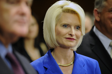 Did You Hear That Callista Gingrich Fired Everone at the Circus?