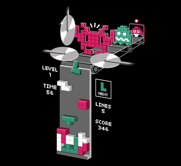 The Dark Secret Behind Tetris