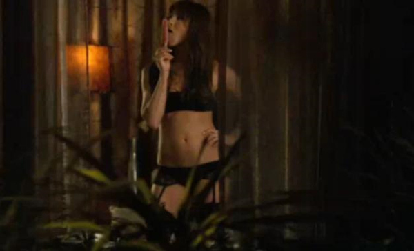 Jennifer Aniston Topless In 'Horrible Bosses' Trailer