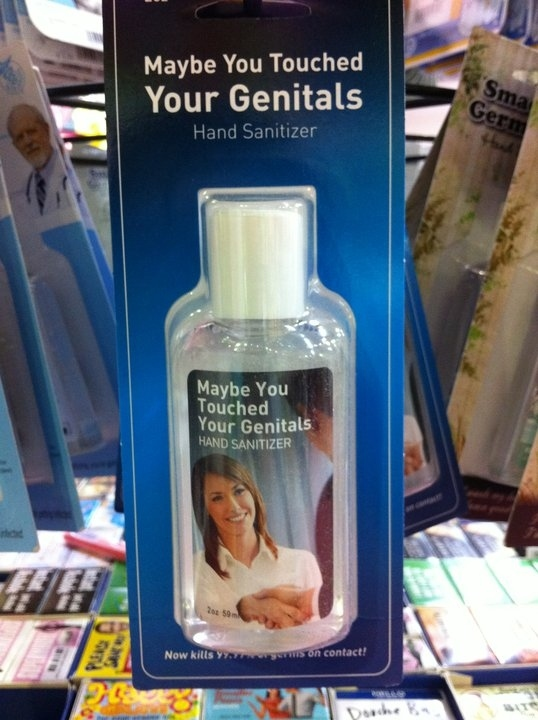 What Type of Hand Sanitizer?
