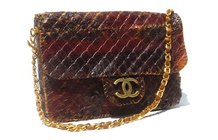Chanel Purse Made From Beef Jerky