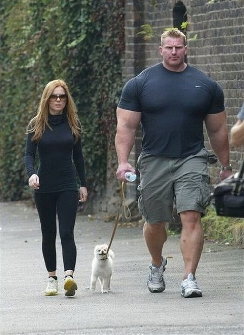 The Hulk in Real-Life
