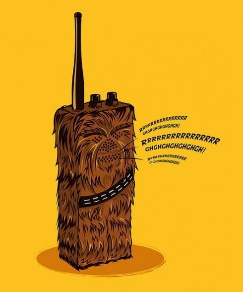 Wookie Walkie