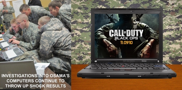 Osama's Laptop Reveals Surprising Results