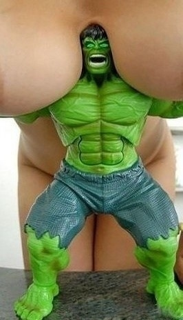 The New Version of the Incredible Hulk (NSFW)