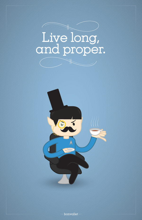 Posh Spock