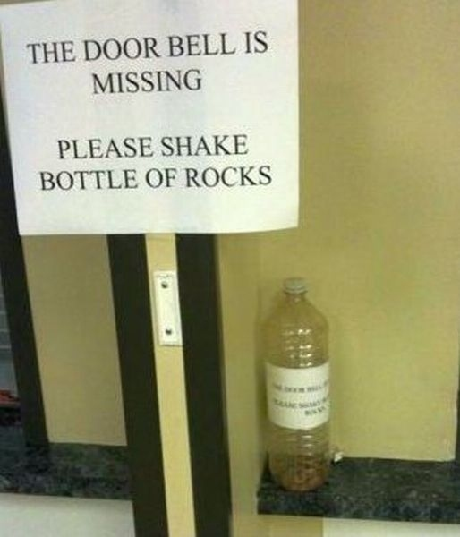 How To Fix A Missing Doorbell