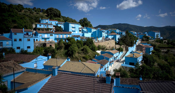 The Smurfs Town