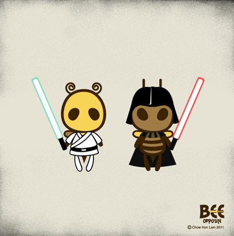 I Wanna Bee a Jedi