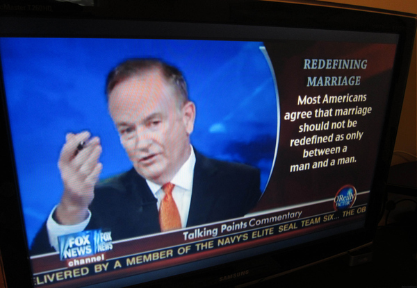 Bill O'Reilly Epic Fail