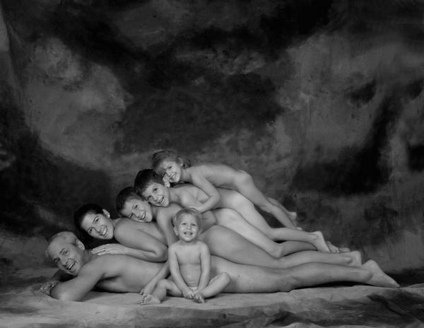 A Lovely Family Portrait