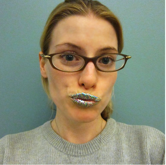 We Put Foil On Our Lips, and You Can Too