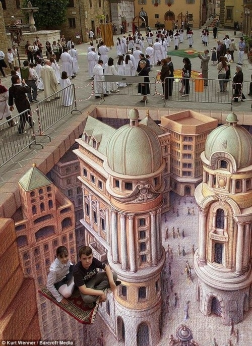 Best 3D Street Art Ever!