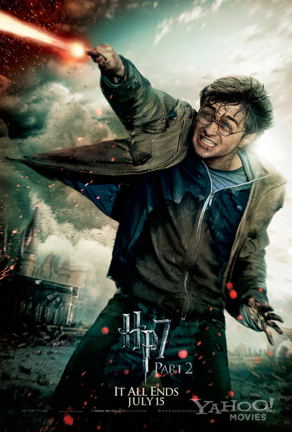 New Harry Potter Posters!