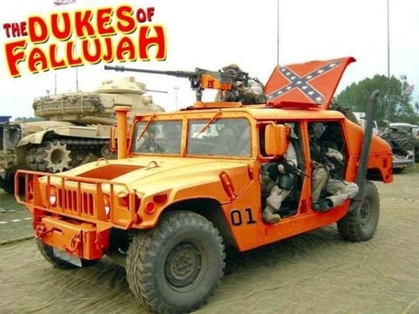 The Dukes of Fallujah - YEEE HAH!