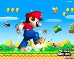The Destructive Mario !
