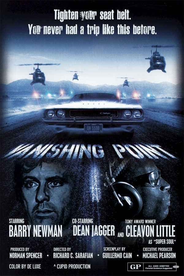 New Vanishing Point Poster Pic