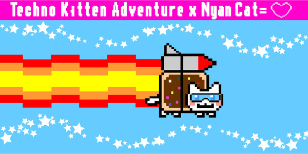 Nyan Cat Game Now BETTER THAN EVAR