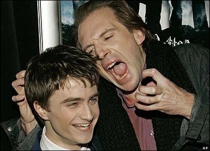 The Best Harry Potter/Ralph Feinnes Photo