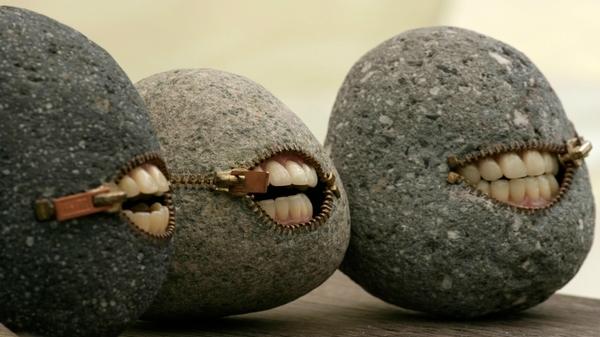 Talking Stones