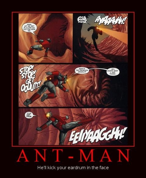 Don't Fuck With Ant-Man