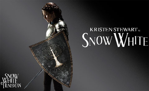 First Look at Snow White and Her Huntsman