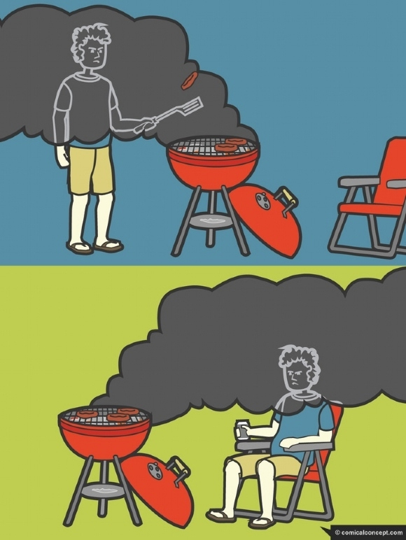 The Truth Behind a Barbecue