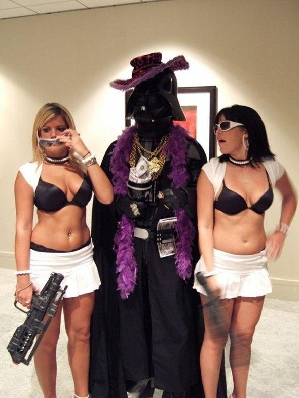 Pimp Vader