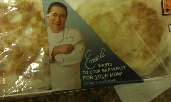 Emeril, You Stay Away From My Mom!
