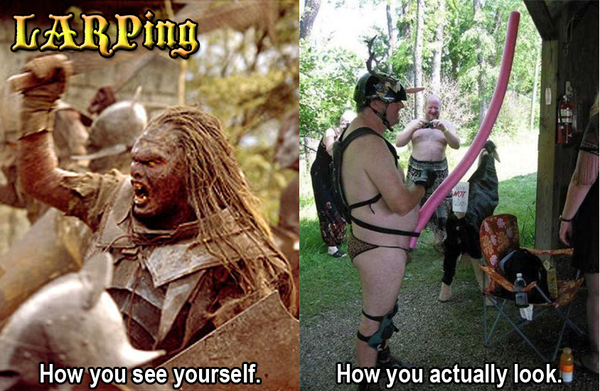 LARPers... How You Look.