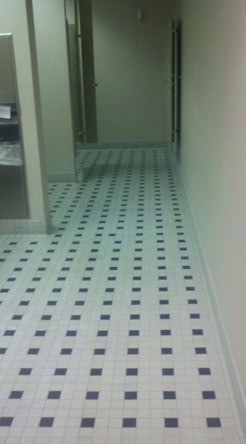 If You Have OCD, Don't Use This Bathroom