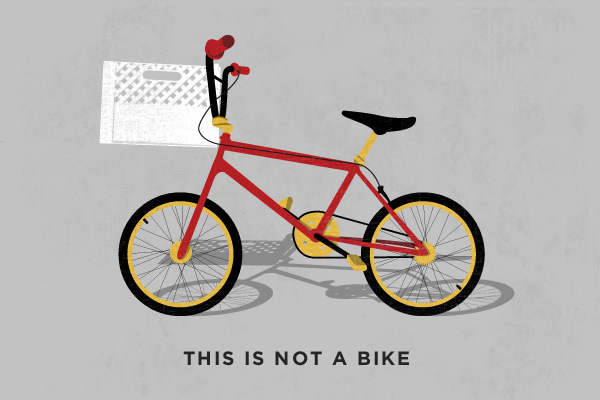 This is Not a Bike