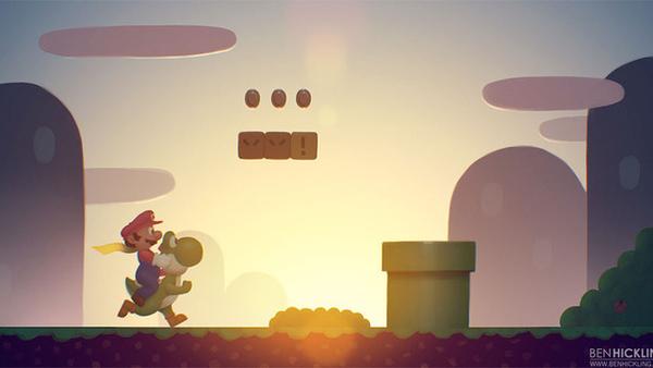 Super Mario Sunrise