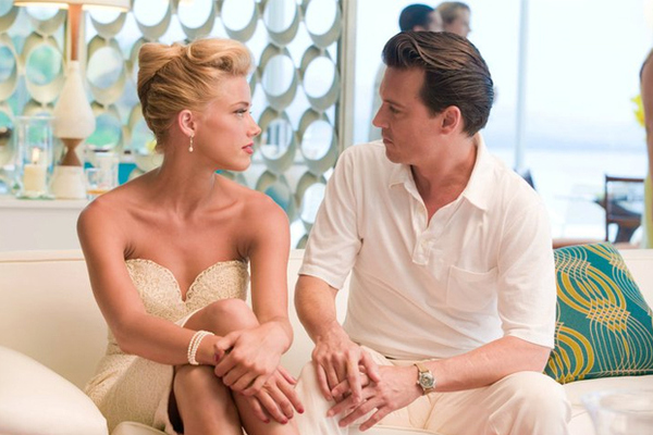 NEW IMAGE: Johnny Depp in 'The Rum Diary'