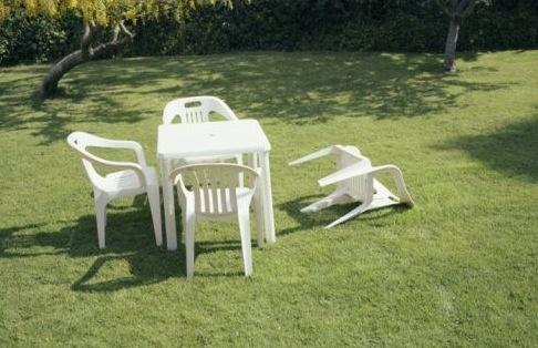 DC Earthquake Devastation