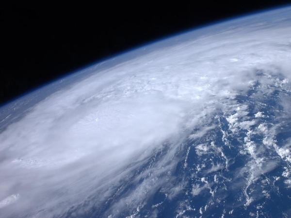 Satellite Picture of Hurricane Irene