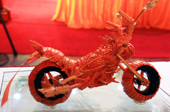Behold The Lobstercycle