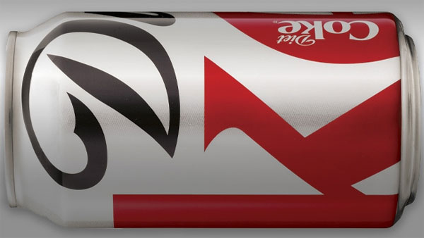 New Diet Coke Can Design