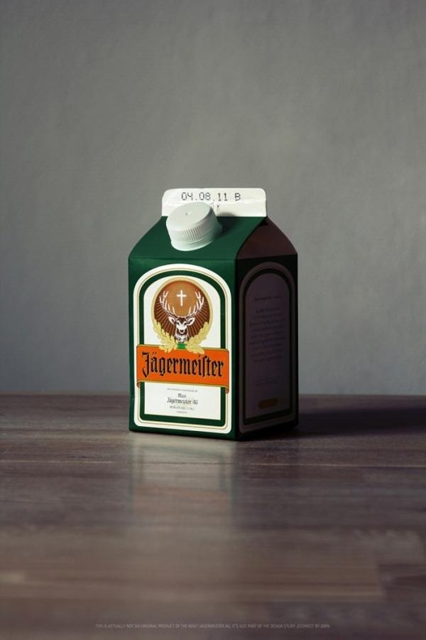 Jägermeister TetraPak