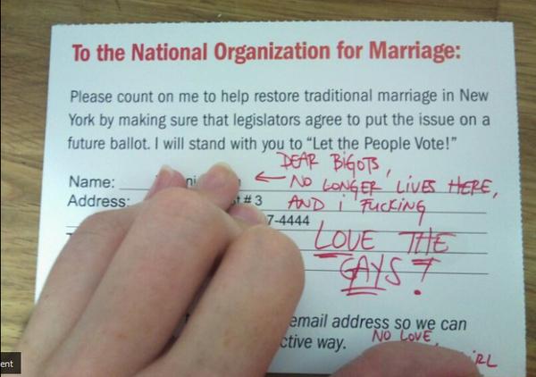 Dear Bigots