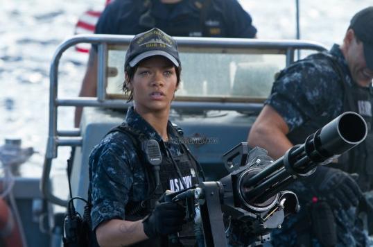 """First Look: Rihanna In """"Batttleship"""""""