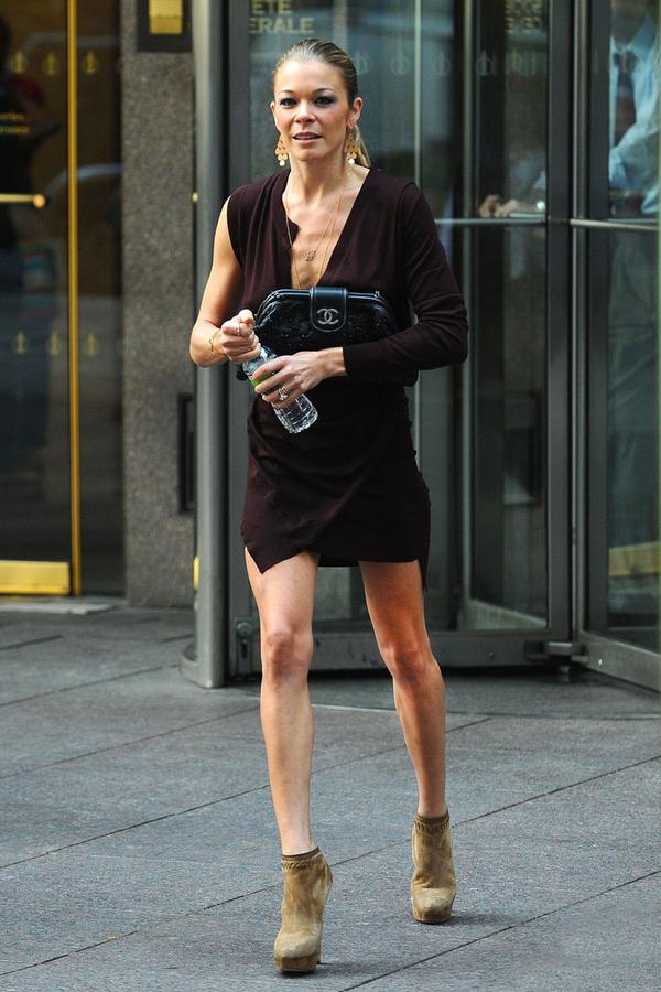 LeAnn Rimes Looks Awful