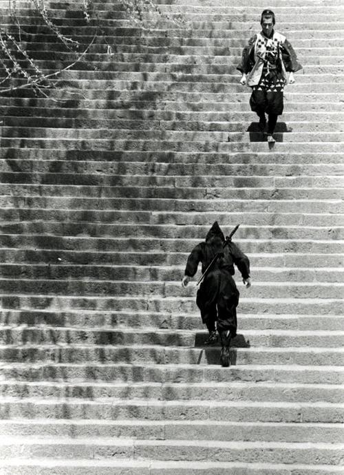 Ninja Vs Samurai: The Most Awesome Photo Ever