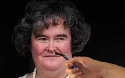 'I Feel Like a Movie Star': Susan Boyle Gets an Incredible Makeover