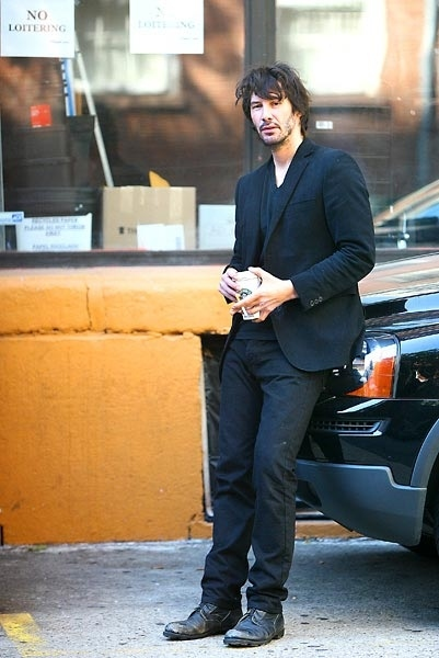 Keanu Reeves Breaks the Law While Starting New Internet Meme