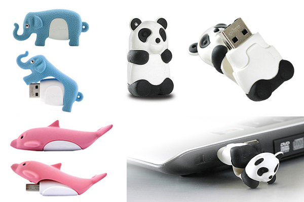 Cute USB Flash Drives With Boners